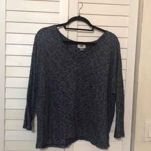Old Navy Knit Top-Large
